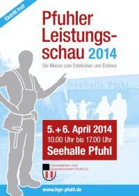 Flyer - Leistungsschau 2014